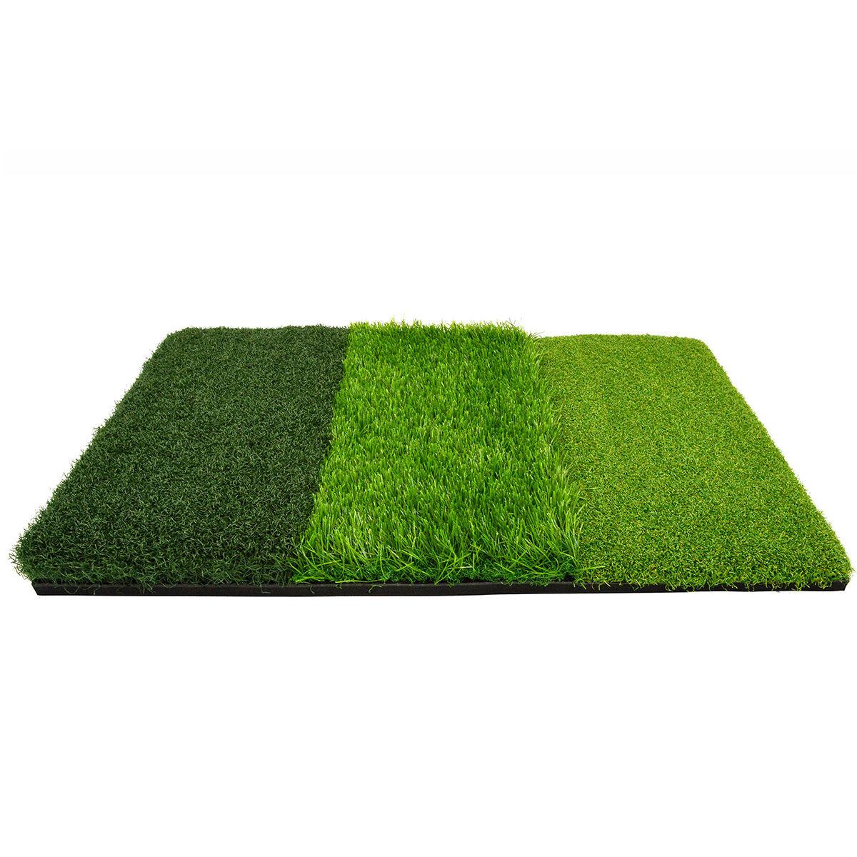 ON PAR Tri Turf Mat, Male, One size, Green | American Golf