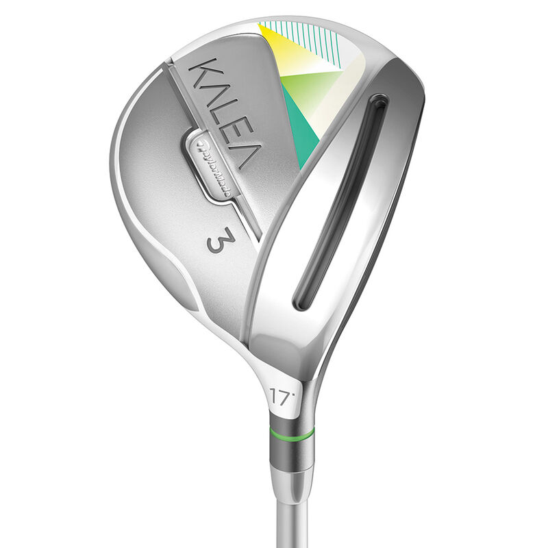 TaylorMade Kalea Ladies Fairway Wood Male Right Hand 20° Graphite Lady Flex