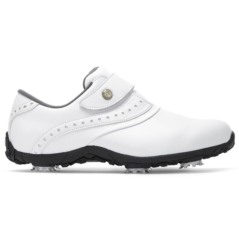 FootJoy Arc LP Ladies Velcro Shoes Female White Velcro 4 Wide