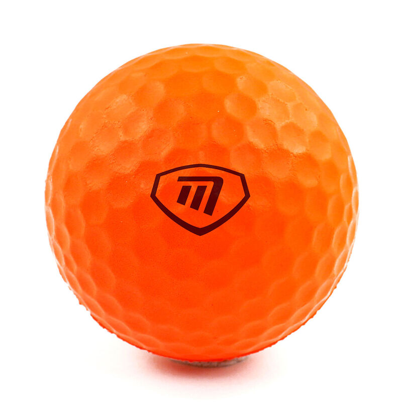 Masters Golf Lite Flite Practice Balls Male Orange