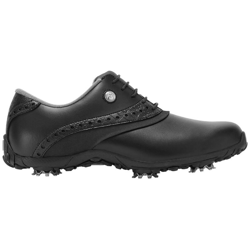 FootJoy Arc LP Ladies Shoes Female Black 8 Wide