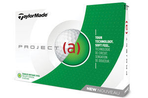 TaylorMade Project (a) 12 Golf Balls