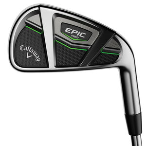 Callaway Golf GBB Epic Pro Steel Irons