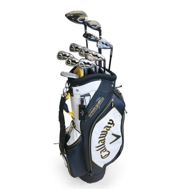 Callaway Golf Clubs >> Callaway Golf Warbird Package Set