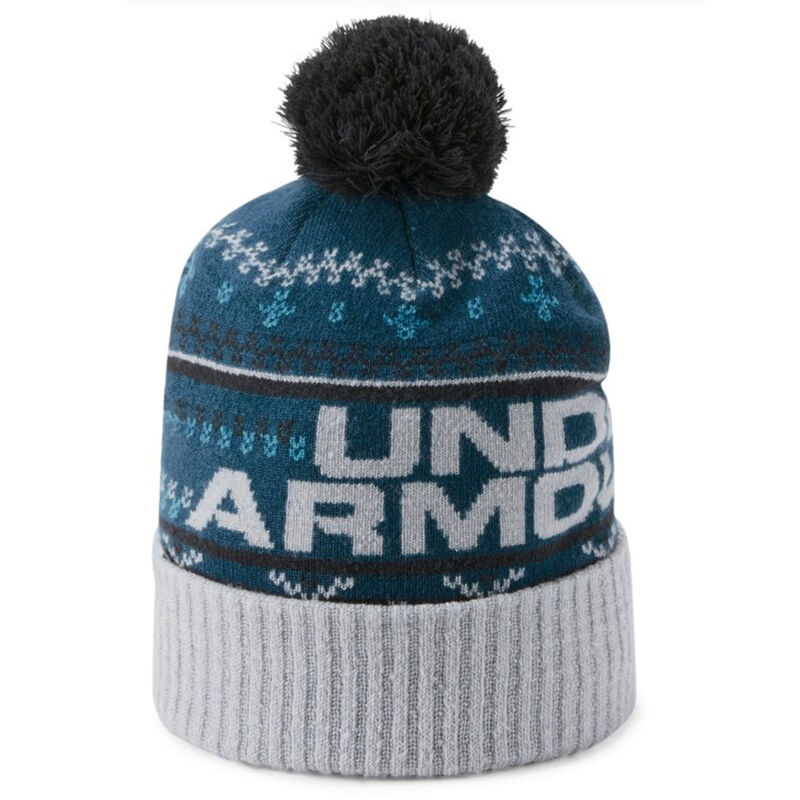 Under Armour Retro Pom 30 Male Techno Teal One Size