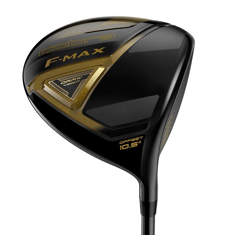Cobra Golf F MAX Driver Male Right Hand 115° Graphite Lite