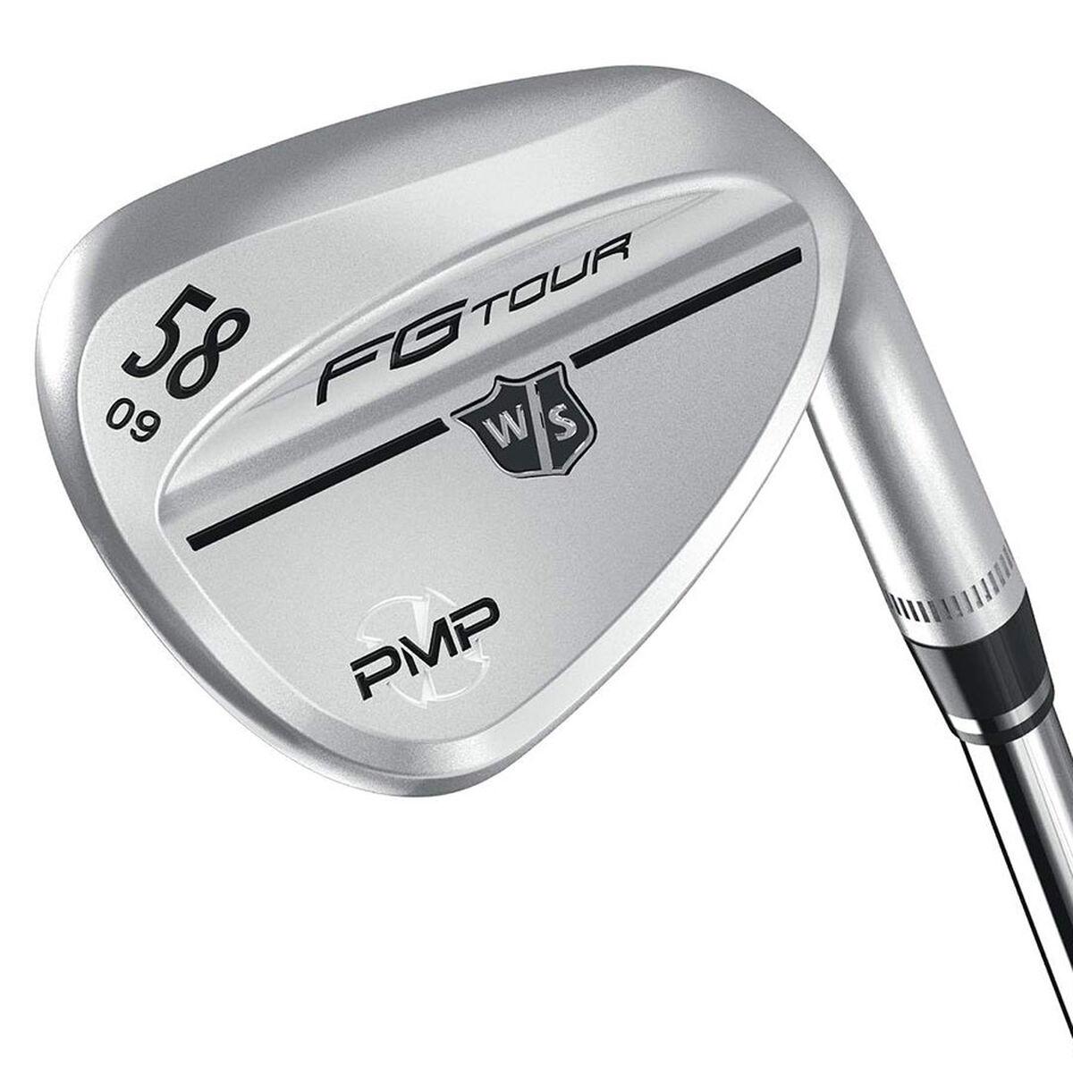 Wilson Staff FG Tour PMP Chrome Golf Wedge, Mens, Right hand, 56° | American Golf