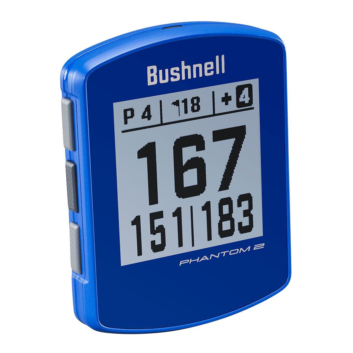 Bushnell Phantom 2 Handheld Golf GPS, Mens, Blue, One Size | American Golf