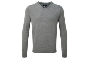 Palm Grove Core V-Neck Sweater