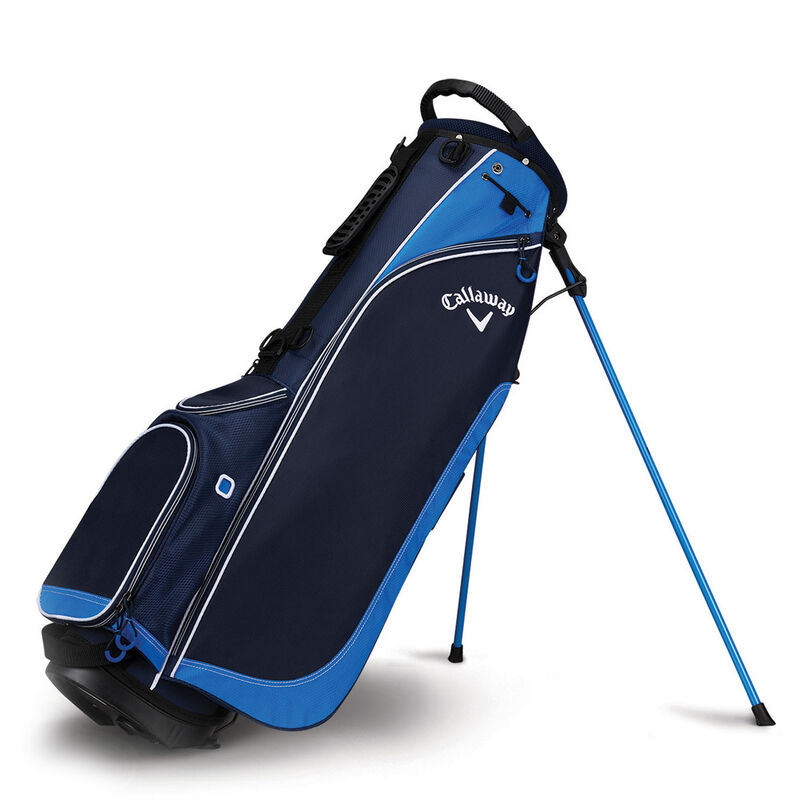 Callaway Golf Hyper Lite 2 Double Stand Bag Male Navy