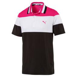 9b46a7816a5503 PUMA Golf Nineties Polo Shirt