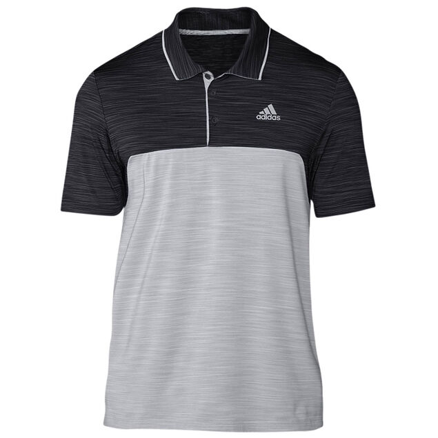 83bd5e78bd1f adidas Golf Ultimate 365 Heather Polo Shirt from american golf