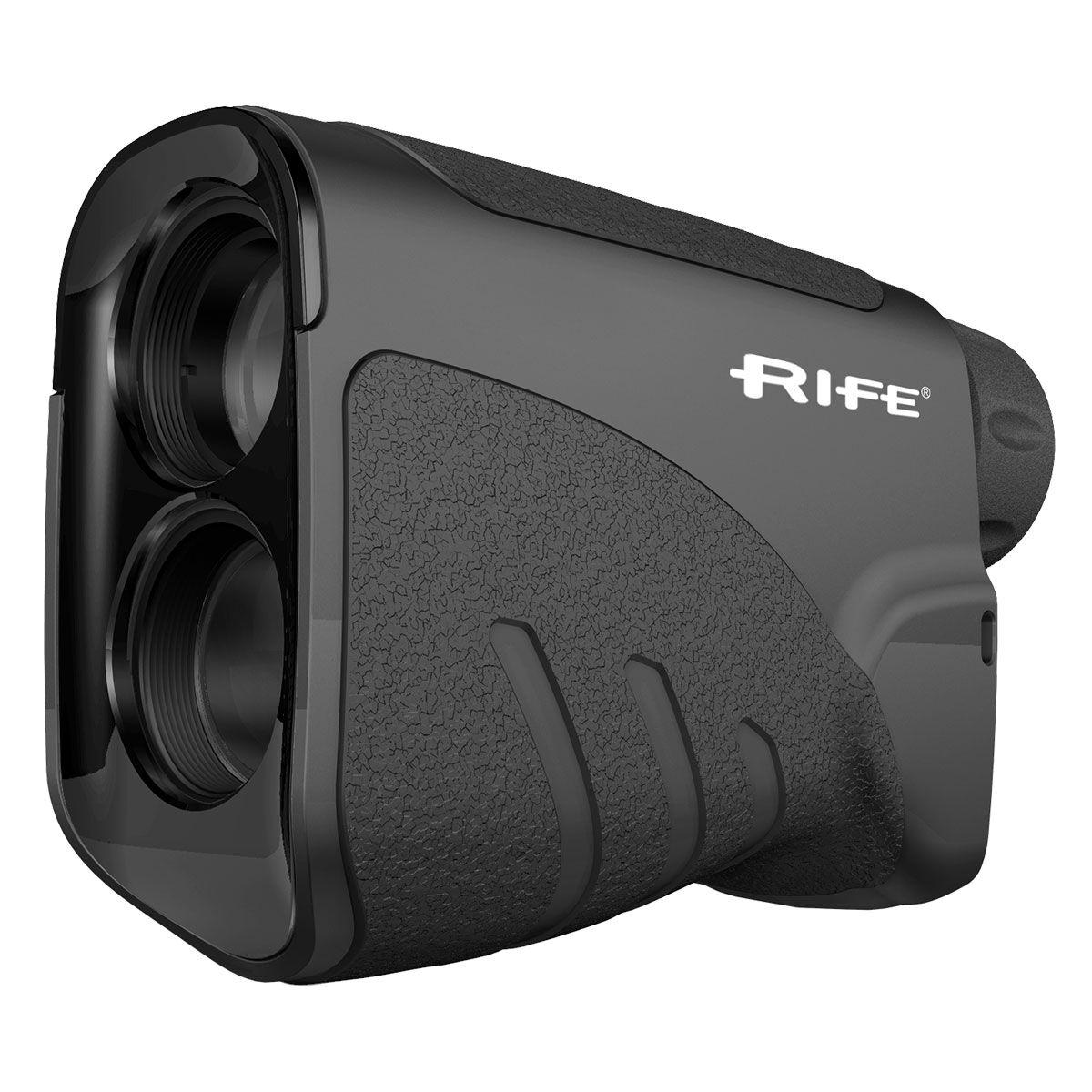 Rife PF4 Black Laser Golf Rangefinder