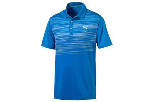 PUMA Golf Uncamo Polo Shirt