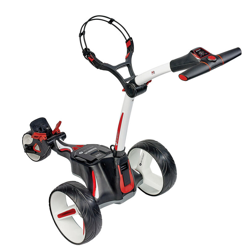 Motocaddy M1 Standard Range Lithium Electric Trolley Male Alpine