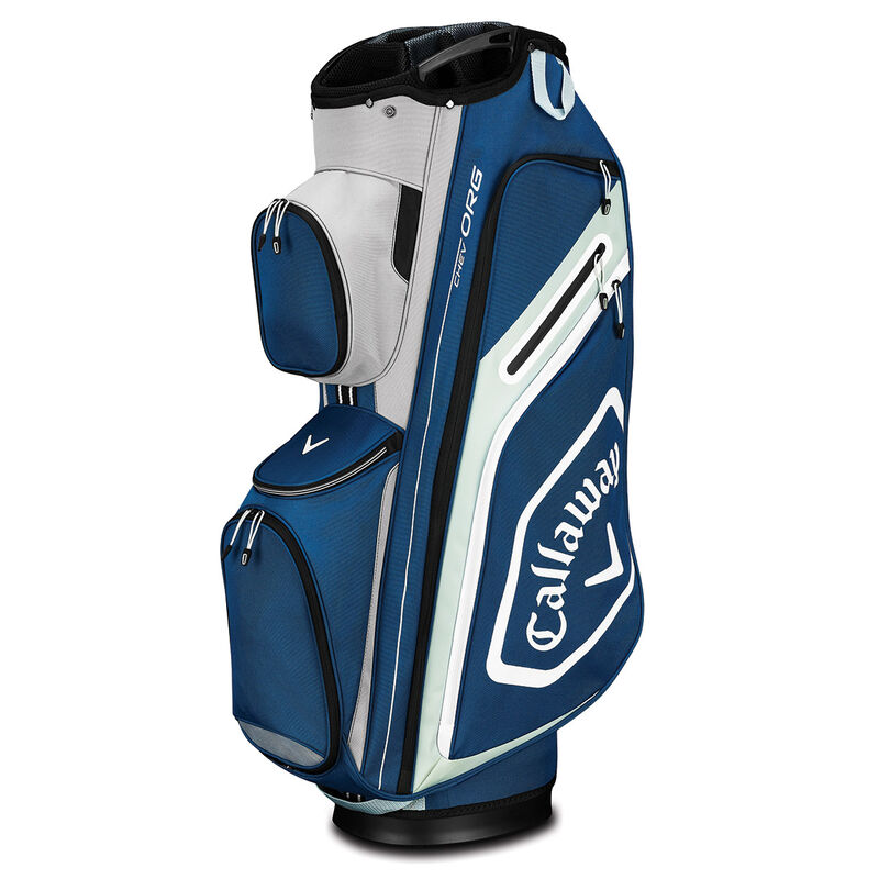 Callaway Golf Chev Org Cart Bag 2019 Male NavySilverBlack