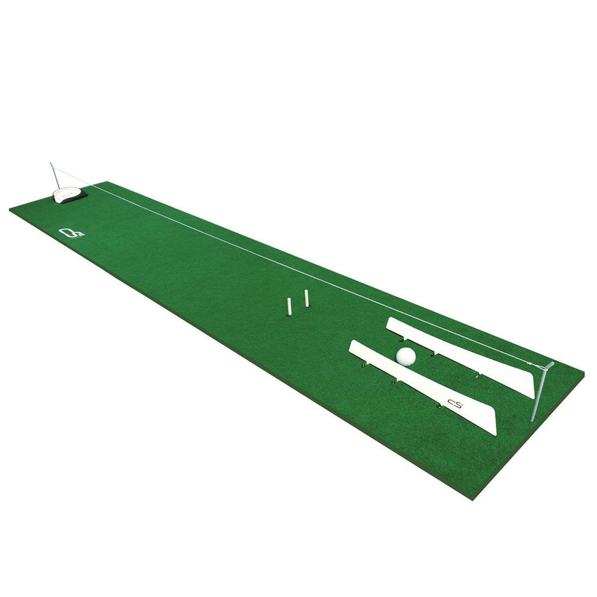 CS2 Putting Mat, Male, Green, 240x46x1cm   American Golf