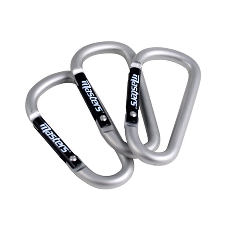 Masters Golf Carabiner Clips Male Bag Tag One Size