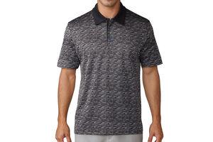 adidas Golf Adicross Beyond 18 Knit Icon Polo Shirt