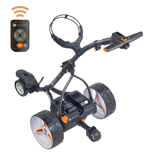 Motocaddy S7 Remote Lithium Standard Range Electric