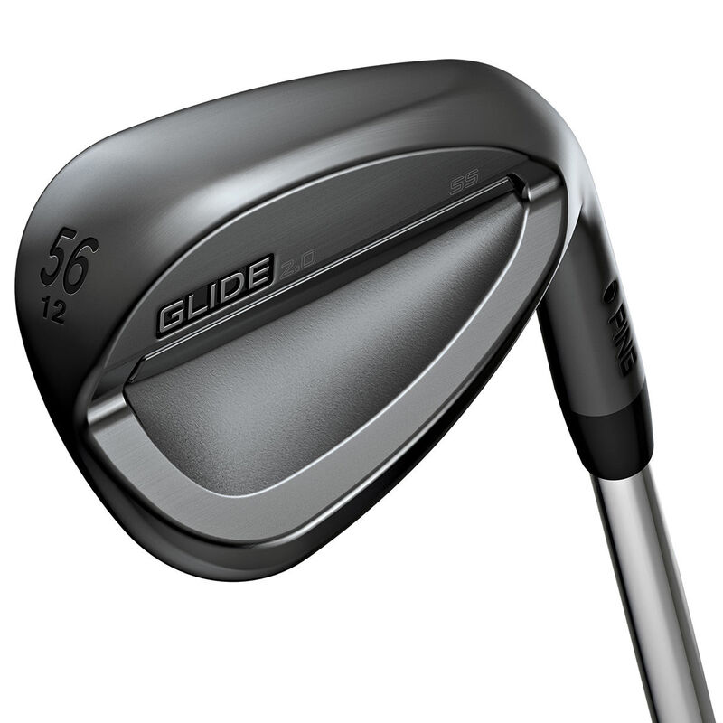 PING Glide 20 Stealth Standard Sole Wedge Male Right Hand 58 Standard Sole 10 Steel