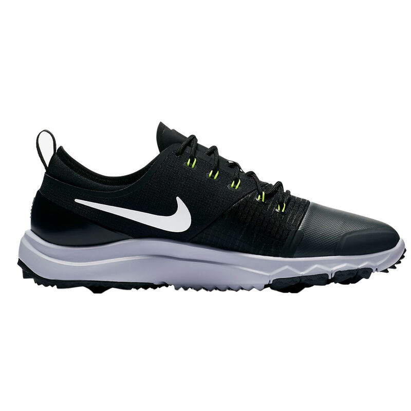 Nike Golf FI Impact 3 Ladies Shoes Female AnthraciteWhiteBlackGrey 7 Regular