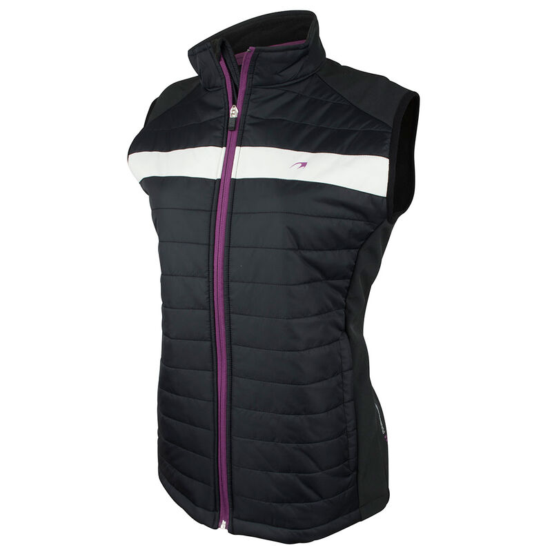 Benross Pearl Proshell X Ladies Gilet Male Black 12