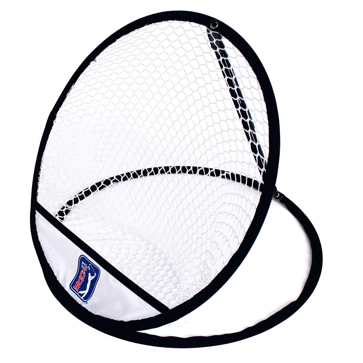 PGA Tour Black Pop Up Golf Chipping Target Net, One size | American Golf