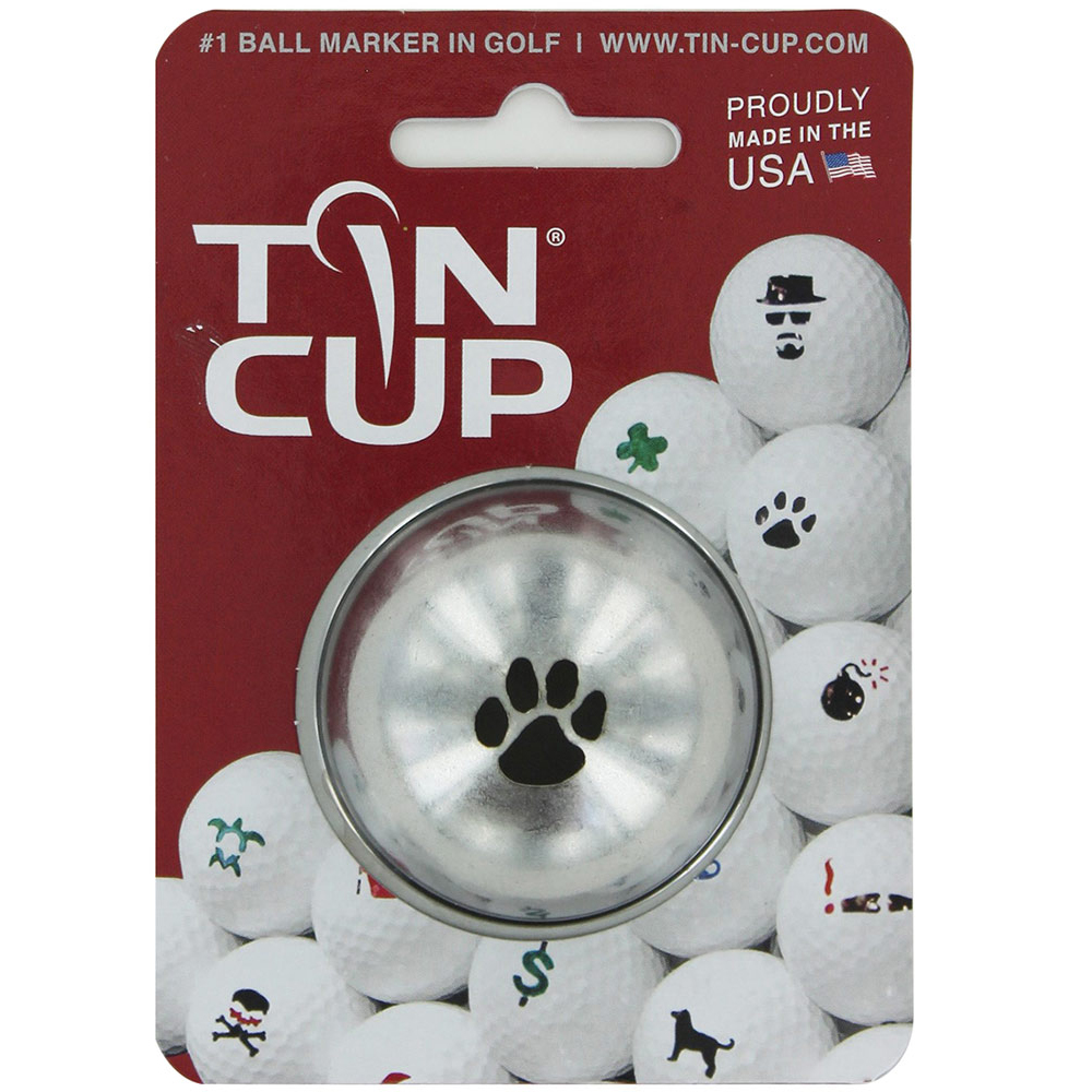 Tin Cup Ball Marker