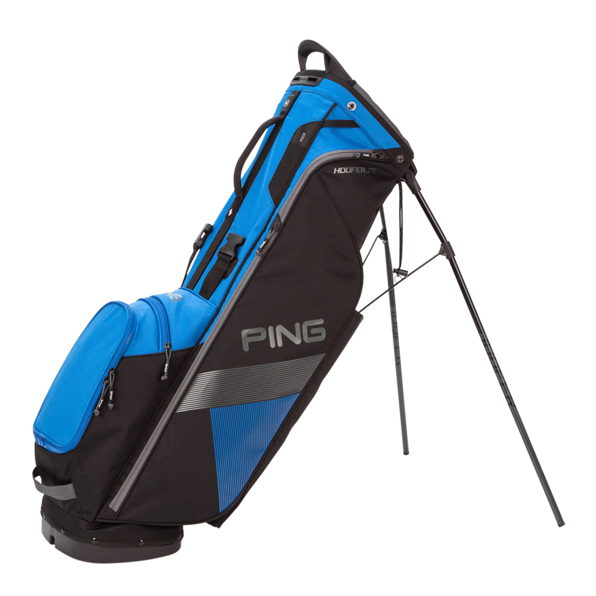 PING Hoofer Lite Stand Bag from american golf b58fb7d366
