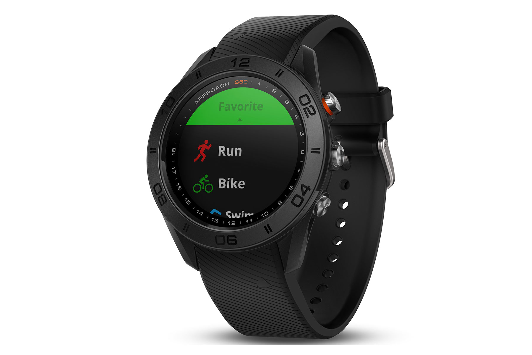 Garmin approach s60 gps watch from american golf for Watches garmin