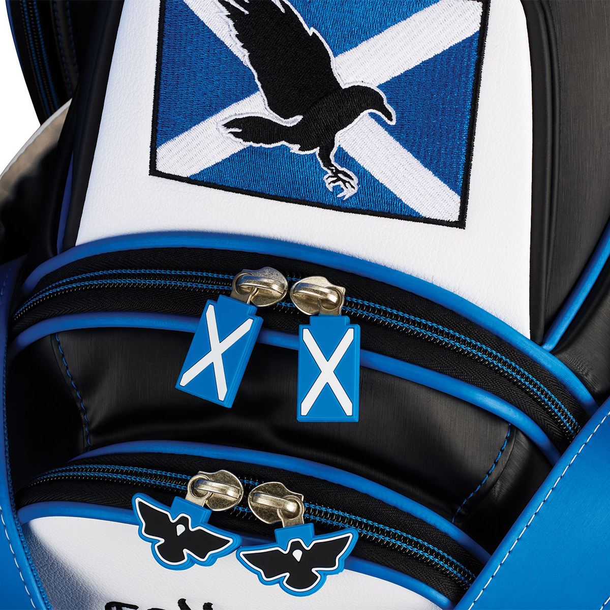 callaway golf british open 2018 staff bag from american golf