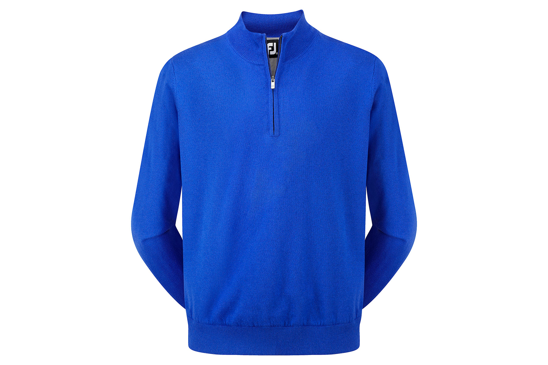 Footjoy lambswool lined 1 2 zip sweater from american golf for Housse zip collection captur