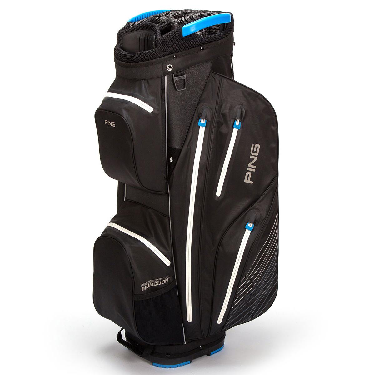 40628c9f3360 PING Pioneer Monsoon Waterproof Cart Bag from american golf