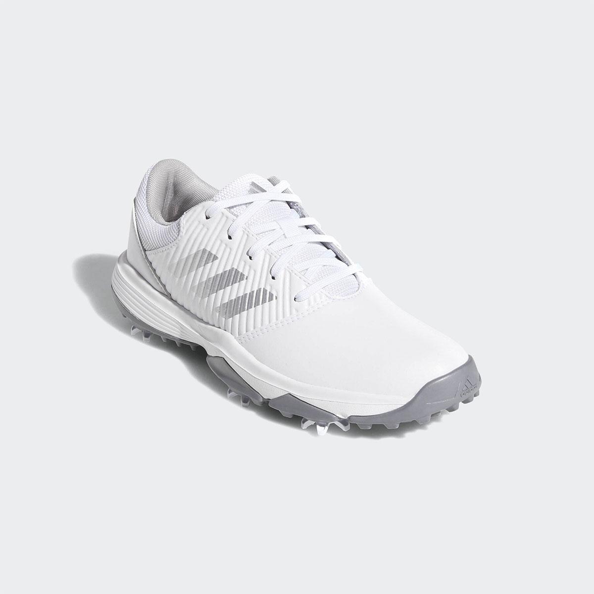 official photos 8ad83 1a902 adidas Golf CP Traxion Junior Shoes