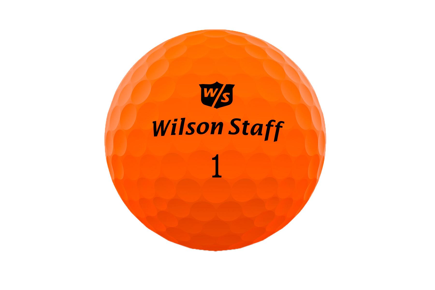 Wilson staff dx optix ball pack from american golf