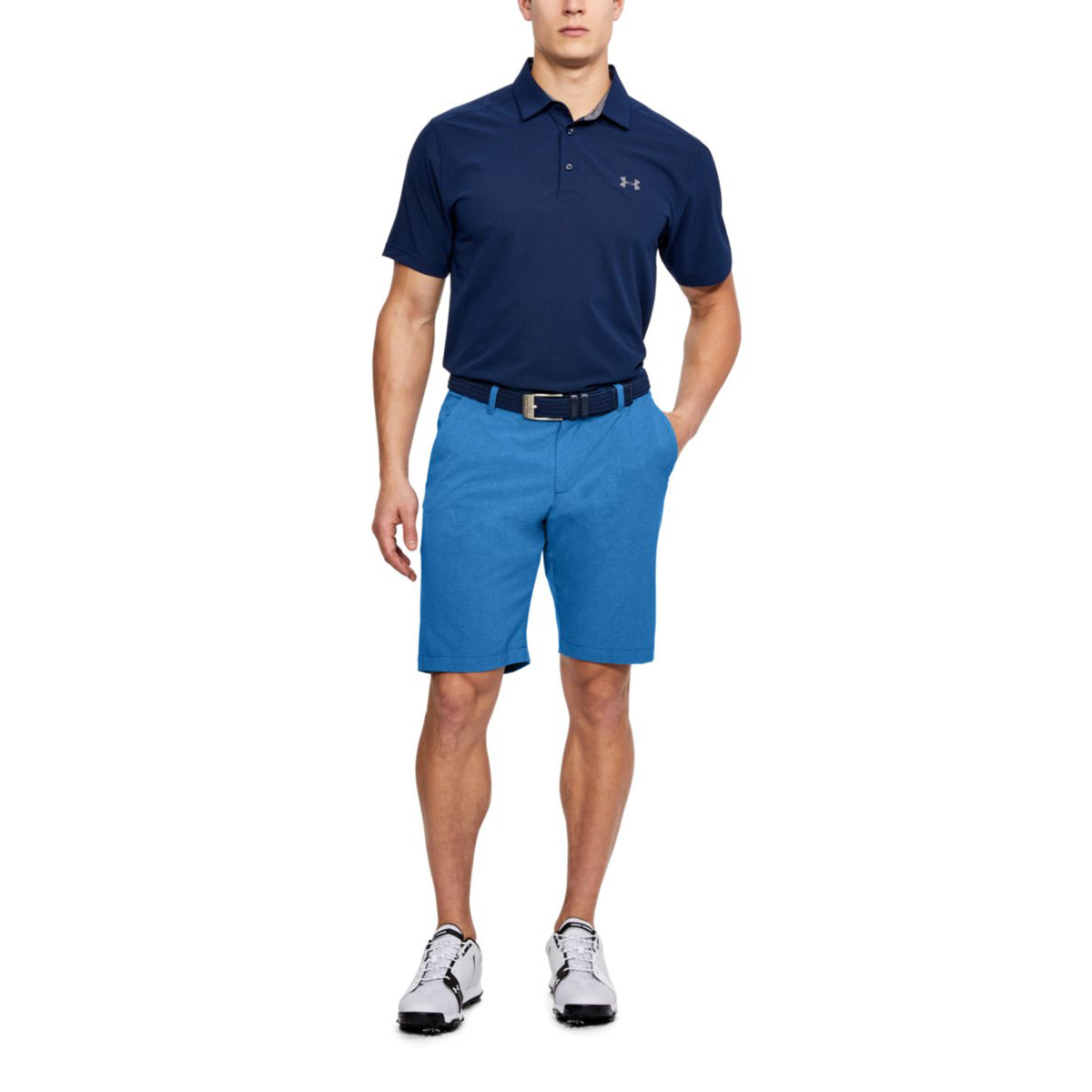 Own the links with Under Armour golf gear or pack up for class with Under Armour backpacks and bags. Heading into backcountry? Suit up with Under Armour hunting apparel. Under Armour women's gear includes fresh styles for training and everyday life. Think stylish-yet-functional pieces for all your training needs. And kids love Under Armour athletic styles for budding athletes.