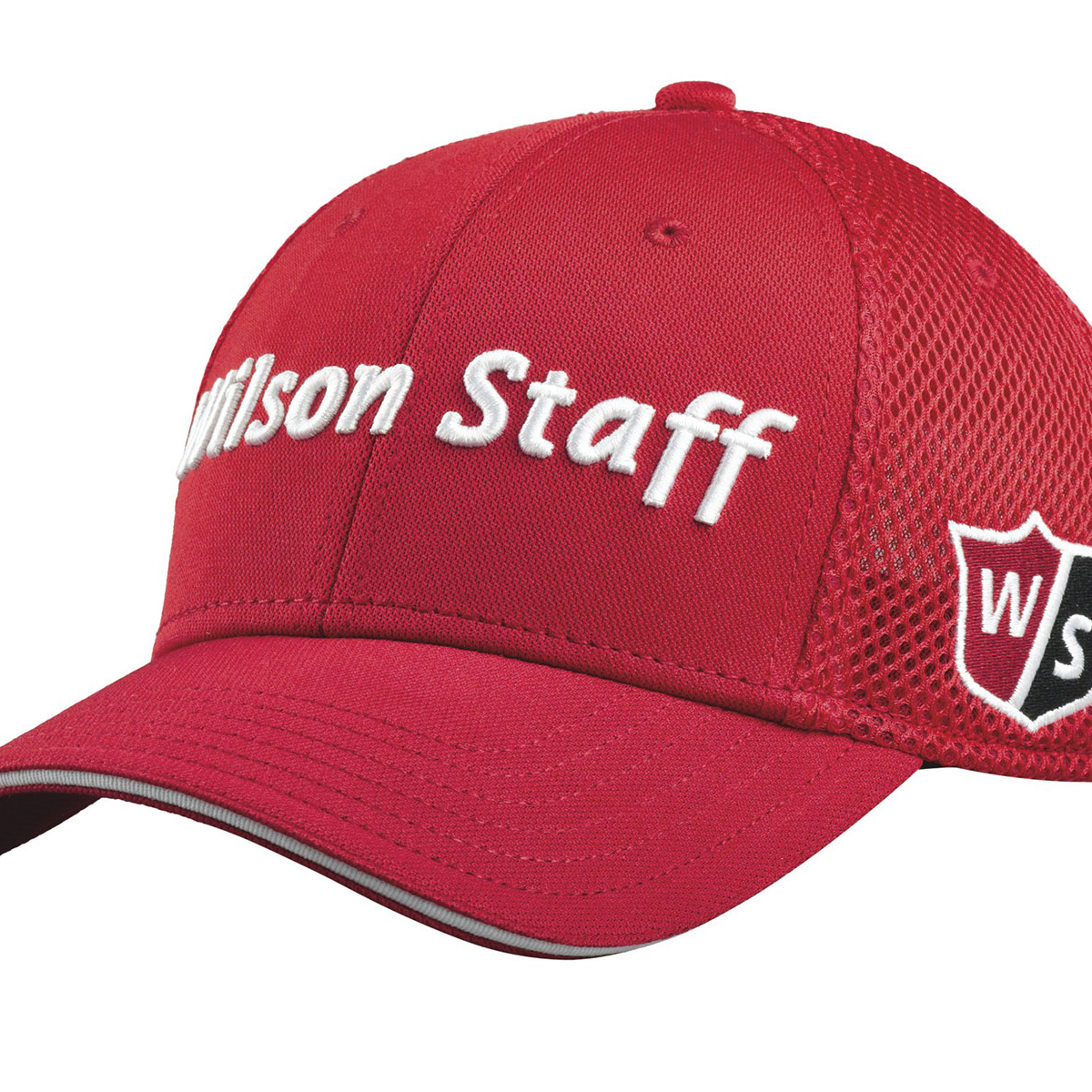 1497e6aba3f Wilson Staff Tour Mesh Cap from american golf