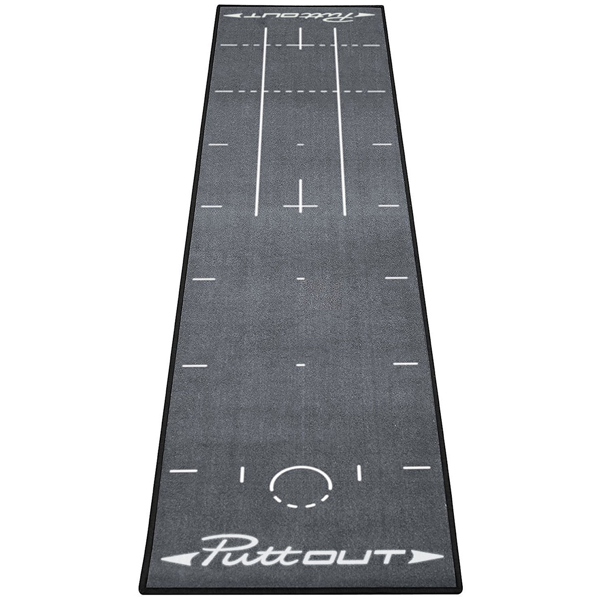 Puttout Deluxe Putting Mat From American Golf