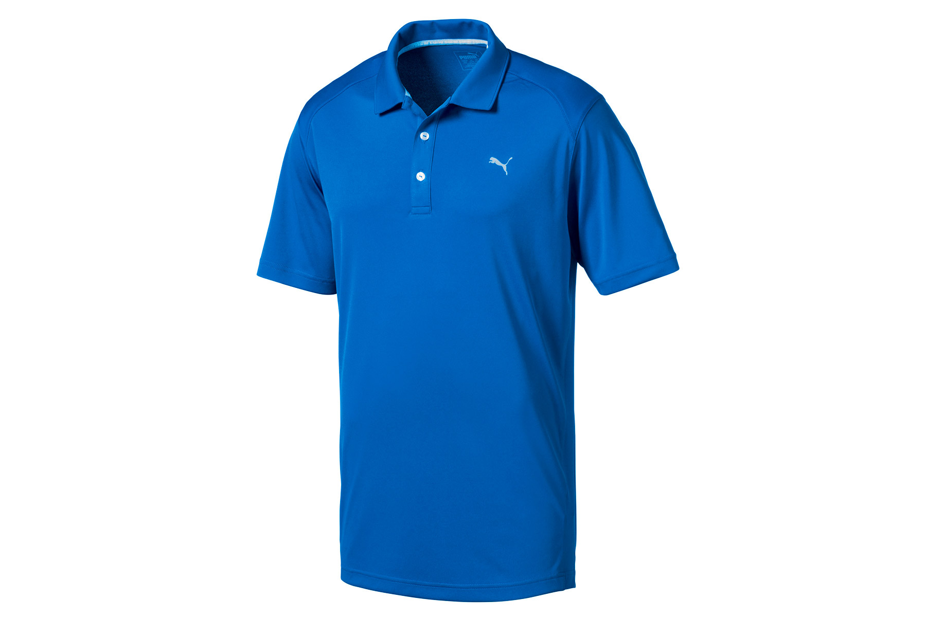 Puma golf pounce polo shirt from american golf for Puma golf polo shirts