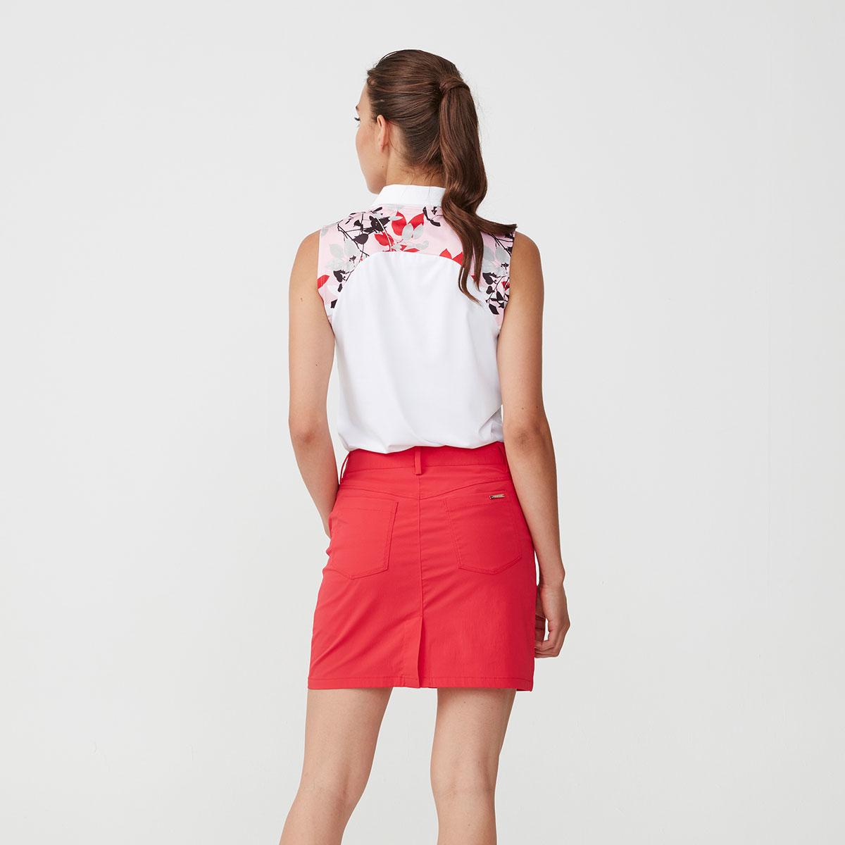 e4affb7a Röhnisch Leaf Sleeveless Ladies Polo Shirt. Rohnisch Polo Leaf SL S9 ...
