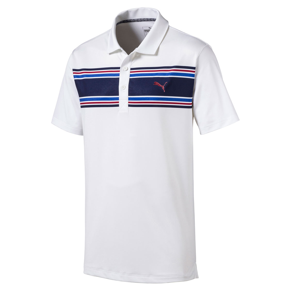 sold worldwide factory authentic performance sportswear PUMA Golf Montauk Polo Shirt from american golf