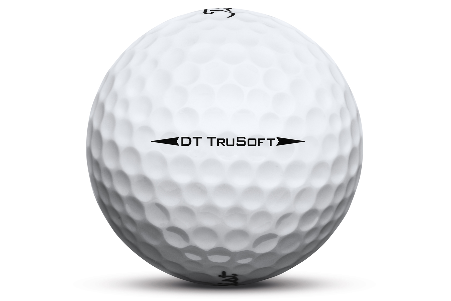Titleist dt trusoft ball pack from american golf