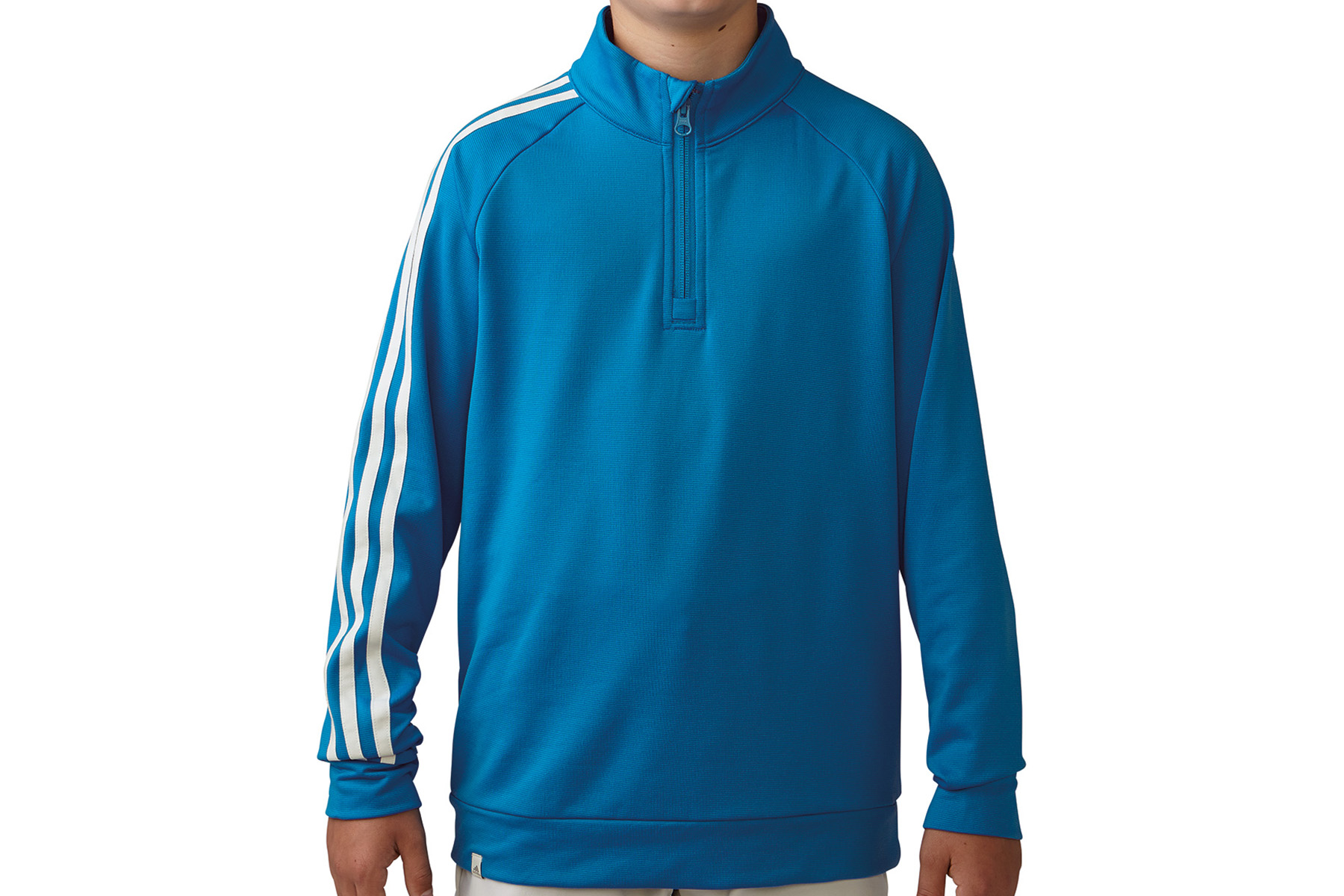 Adidas Golf 3 Stripes 1 4 Zip Junior Windtop From American