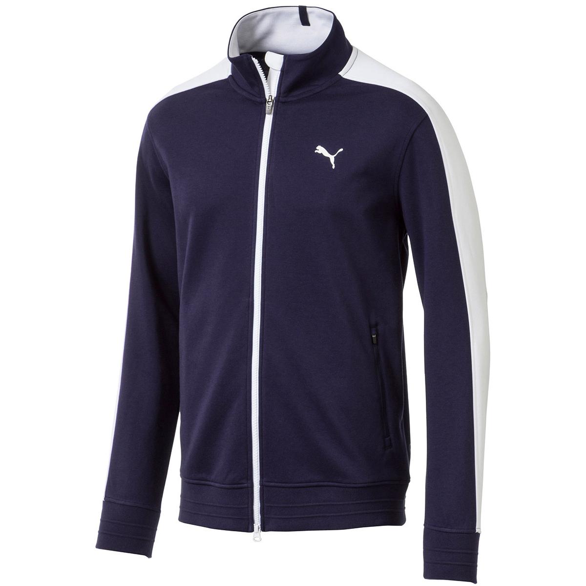 PUMA Golf T7 Track Jacket from american golf e6efa7b408