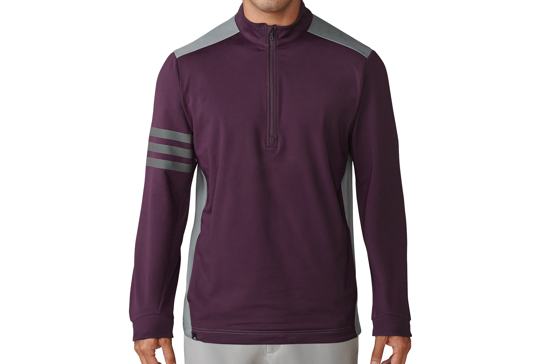 Adidas golf competition 1 4 zip sweater from american golf for Housse zip collection captur