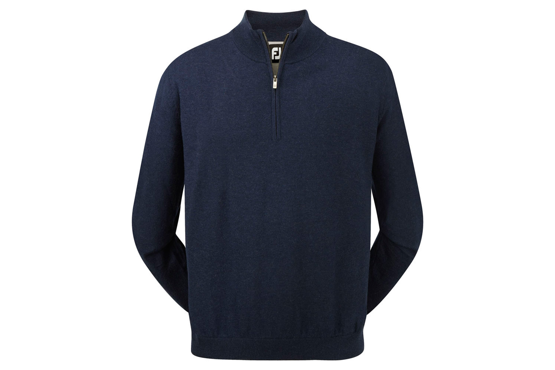 Footjoy Lambswool Lined 1 2 Zip Sweater From American Golf