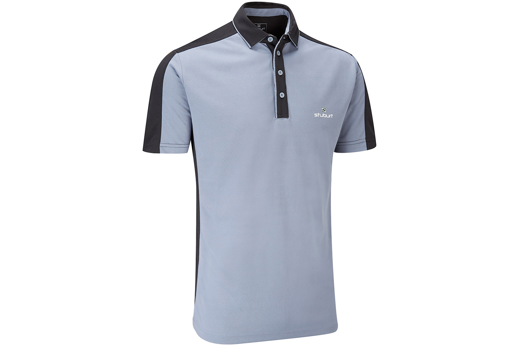 Stuburt moisture wicking polo shirt from american golf for Moisture wicking dress shirts
