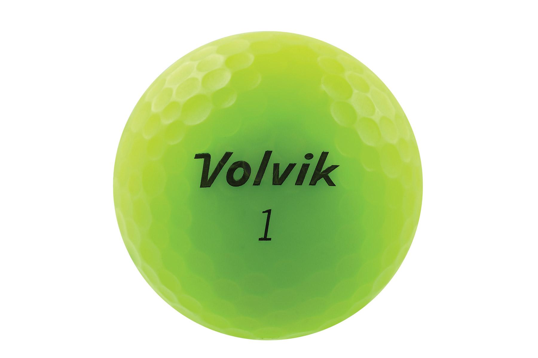 Volvik vivid ball pack from american golf
