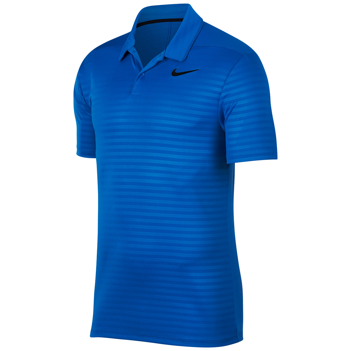 Nike Golf Dry Embossed Stripe Polo Shirt from american golf